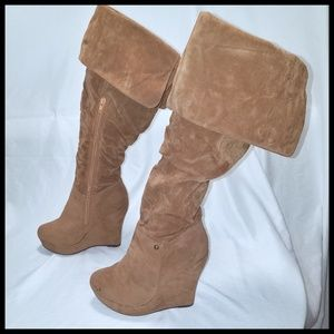 "4"" Wedge Heels"